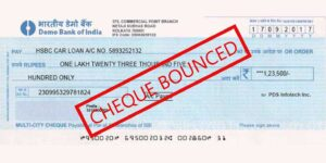 Cheque Bounce